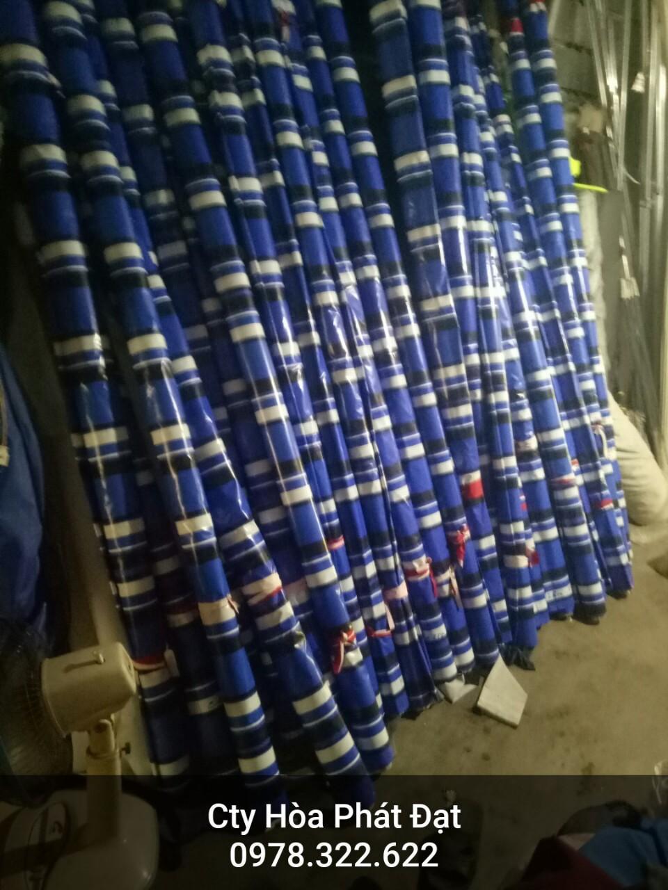 Chuyên cung cấp nhận in may ép vải bạt mái hiên mái xếp theo yêu cầu, gia công thay bạt mái che tại tp tân an long an