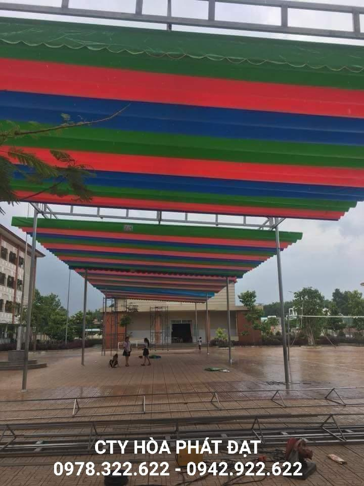báo giá mái hiên di động, mái bạt che nắng mưa tự cuốn tại xuân lộc. giá lắp đặt trọn gói mái che di động tại xuân lộc