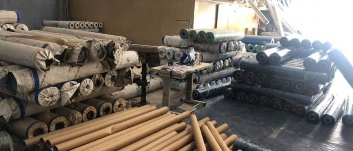 Chuyên cung cấp nhận in may ép vải bạt mái hiên mái xếp theo yêu cầu, gia công thay bạt mái che tại kon tum
