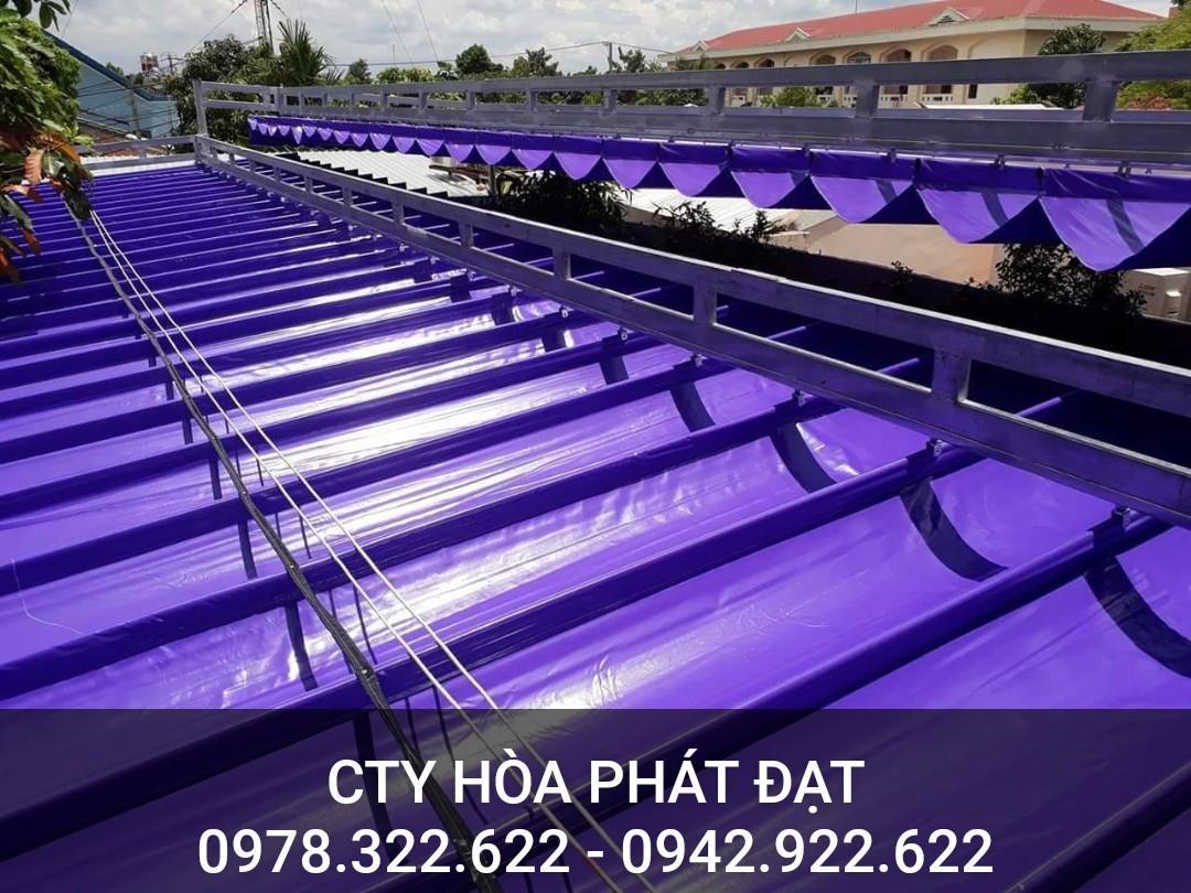 Báo giá sản xuất cung cấp vải bạt các loại (chống thấm chống cháy) siêu bền chính hãng