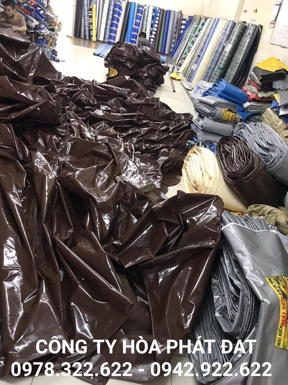 Chuyên cung cấp nhận in may ép vải bạt mái hiên mái xếp theo yêu cầu, gia công thay bạt mái che tại  cao bằng