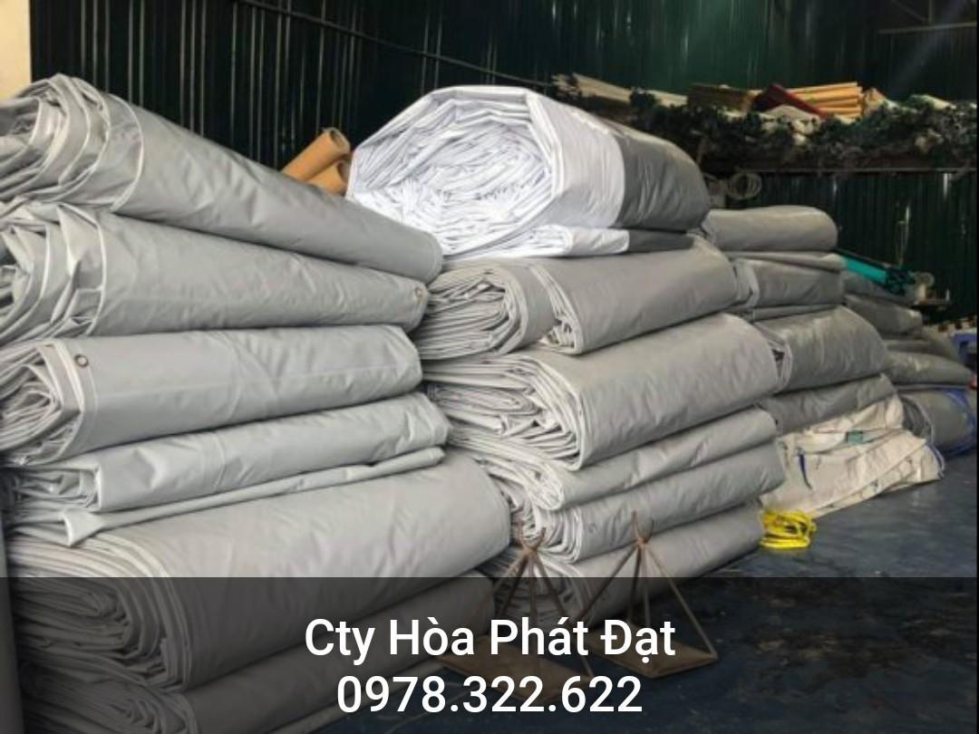 Báo giá sản xuất cung cấp bạt che phủ bạt che đậy giá rẻ, bạt nhựa hòa phát đạt