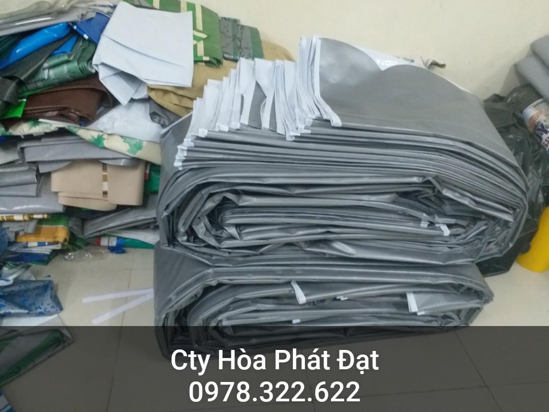 Báo giá sản xuất cung cấp bạt lót sàn bạt trải sàn (bạt sọc) giá rẻ, bạt nhựa hòa phát đạt