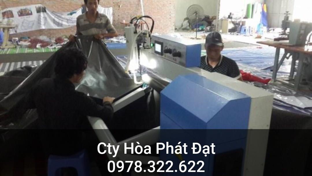 Chuyên cung cấp nhận in may ép vải bạt mái hiên mái xếp theo yêu cầu, gia công thay bạt mái che tp mỹ tho tiền giang