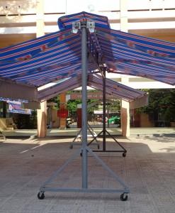 báo giá mái hiên di động tại tp vinh nghệ an. giá lắp đặt trọn gói mái che di động tại tp vinh.