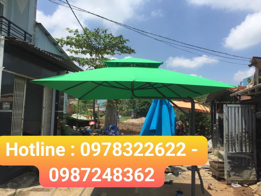 Bảng giá bán dù che nắng tại huyện thống nhất, bán dù lệch tâm giá rẻ tại huyện thống nhất đồng nai