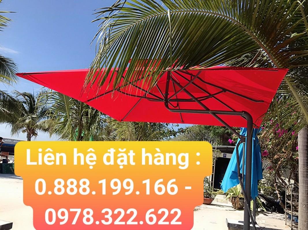 Bảng giá bán dù che nắng tại thị xã bến cát, bán dù lệch tâm giá rẻ tại thị xã bến cát bình dương