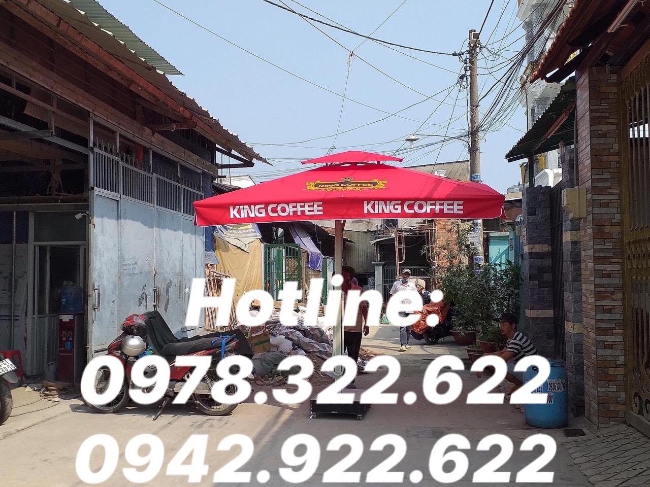 Bảng giá bán dù che nắng tại huyện long thành, bán dù lệch tâm giá rẻ tại huyện long thành đồng nai