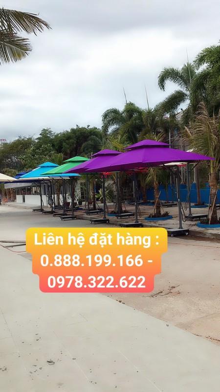 Bảng giá bán dù che nắng tại huyện trảng bom, bán dù lệch tâm giá rẻ tại huyện trảng bom đồng nai